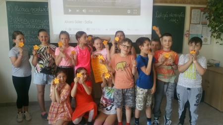 Dzień Pomarańczowy w 4A