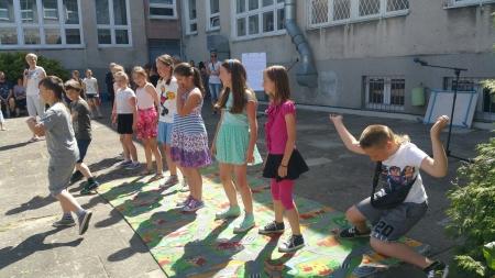 Festyn Rodzinny, czyli Święto Szkoły i Dzień Dziecka w jednym