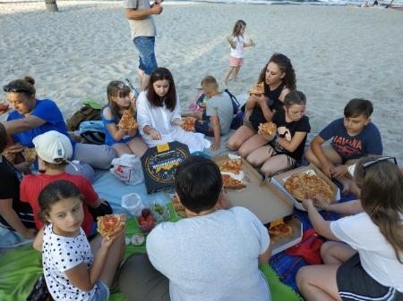 Piknik na zakończenie klasy 3