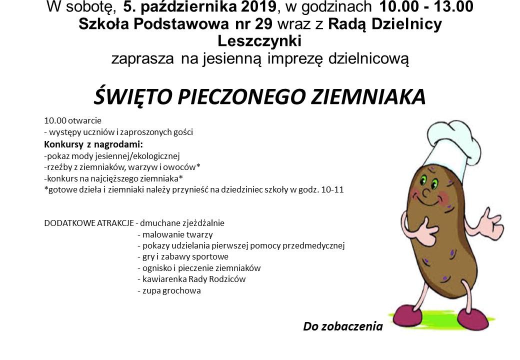 Świeto Pieczonego Ziemniaka
