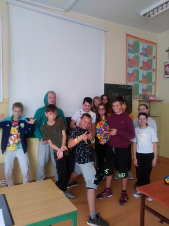Dzień Chłopaka w klasie 6b