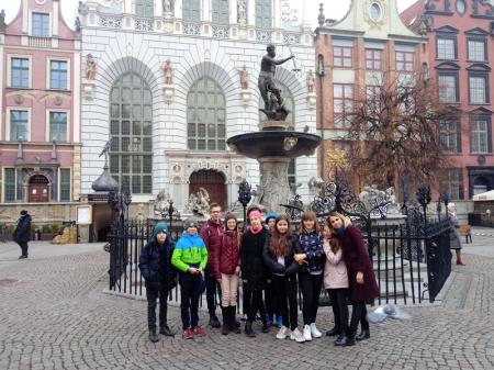 Wyjście klas 6 do Gdańska