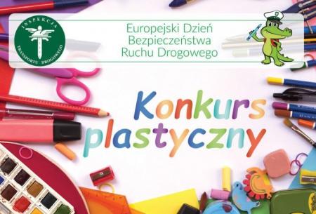 Europejski Dzień Bezpieczeństwa Ruchu Drogowego – konkurs plastyczny