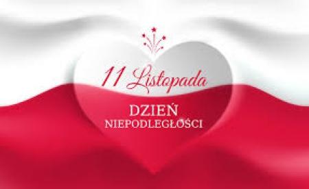 Święto Niepodległości 11. listopada!